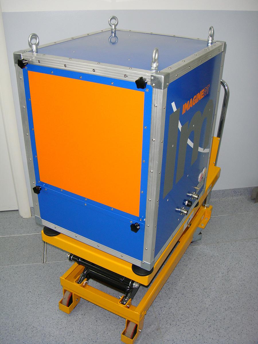 Detektor SMOC_HE_40x40