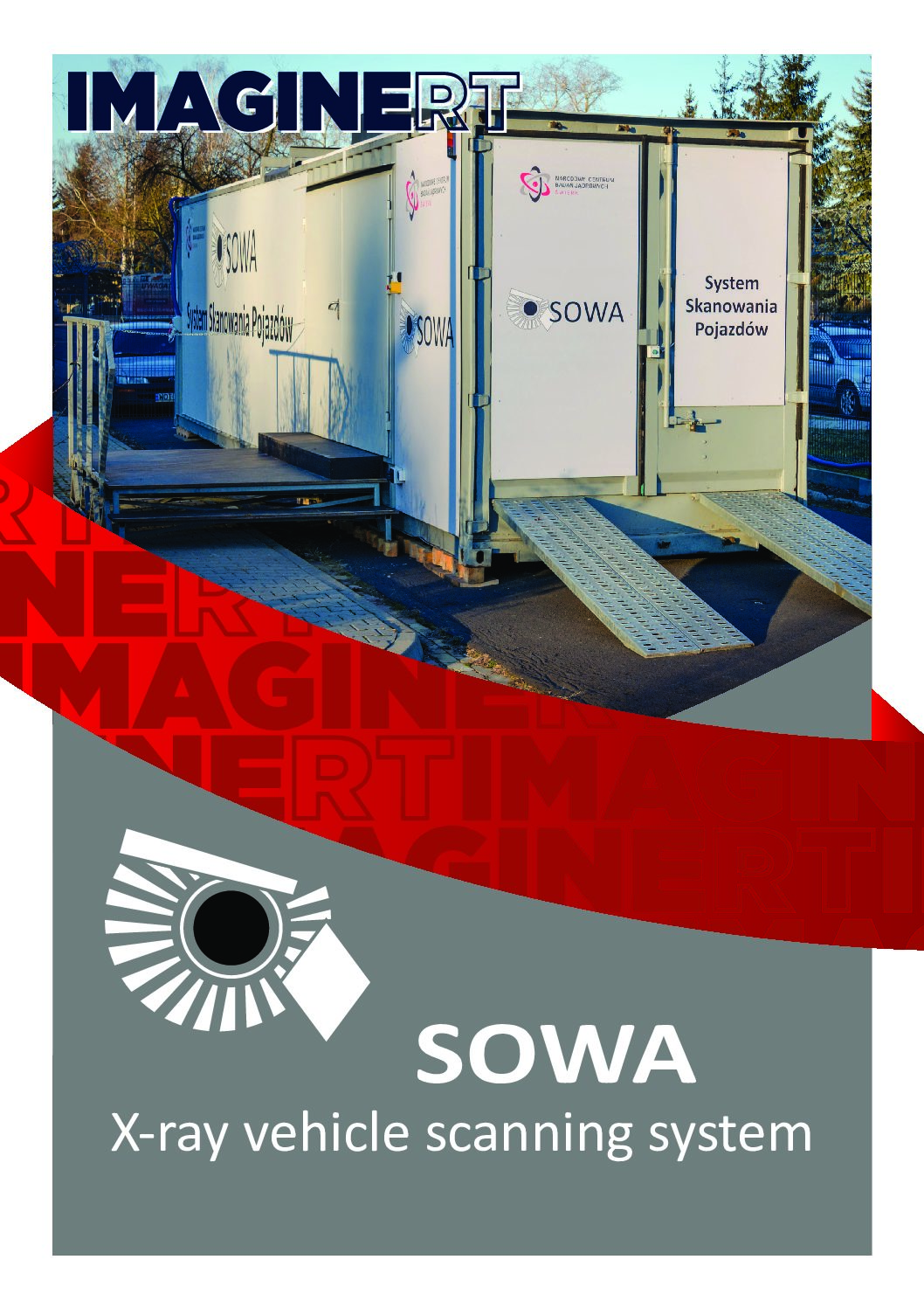 SOWA X-ray vehicle scanning system