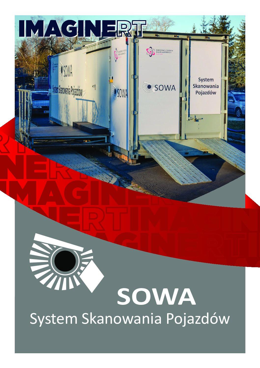 SOWA System skanowania pojazdów